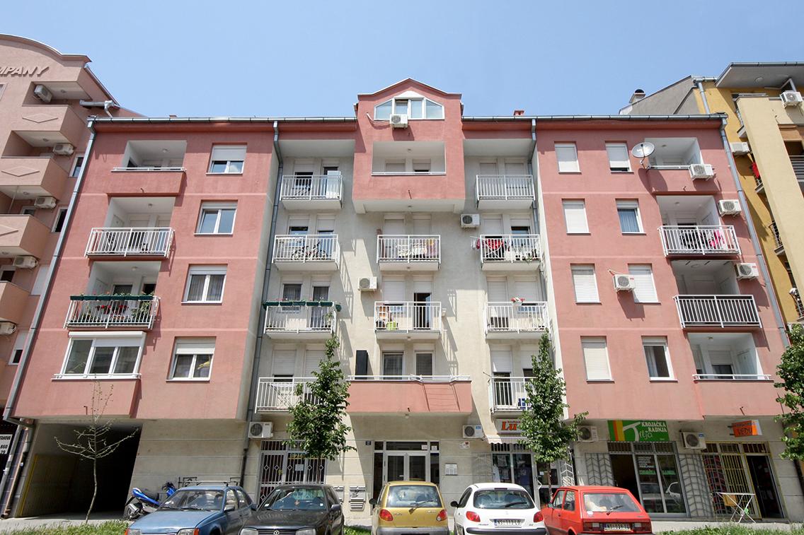 Cankareva 22, Novi Sad